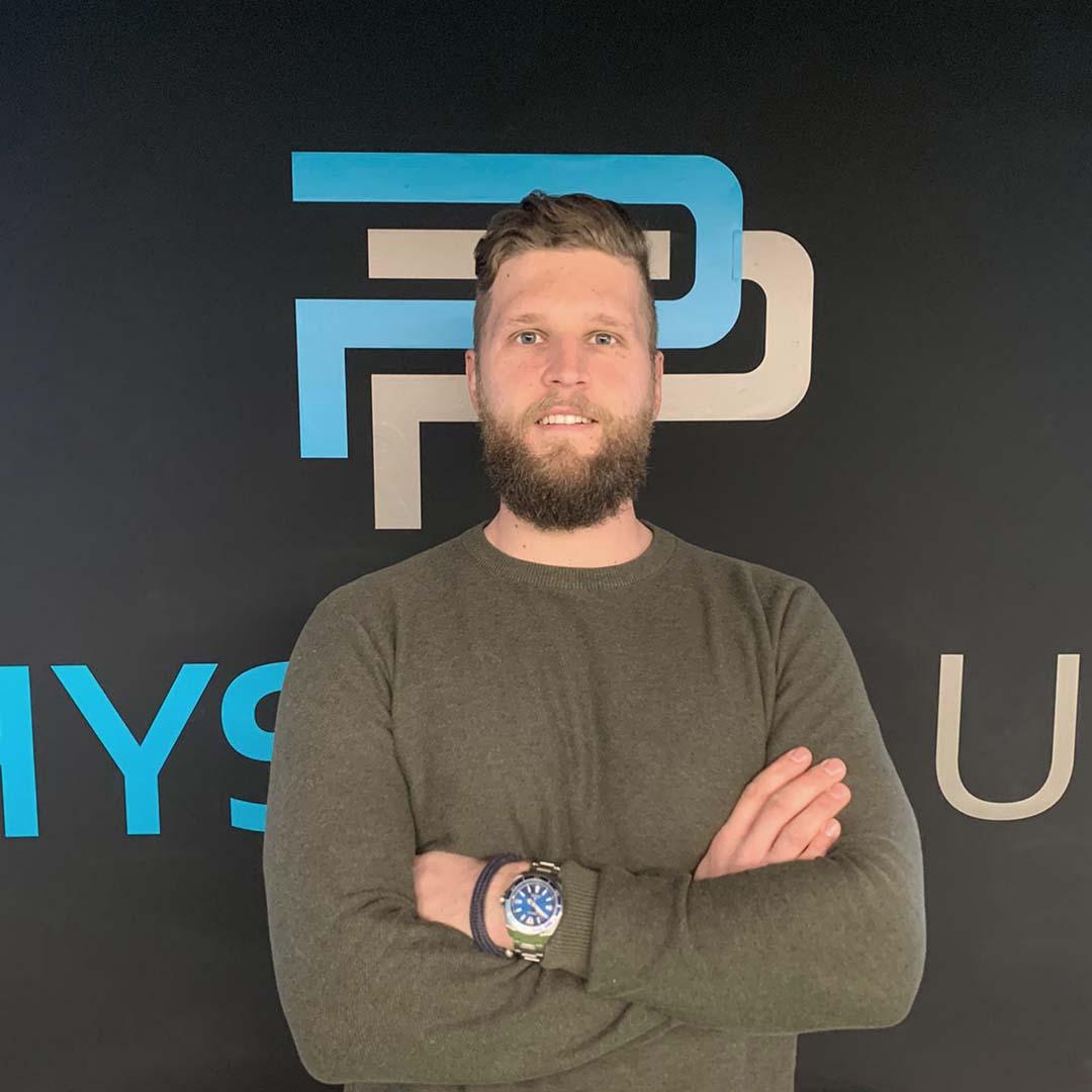 Geertjan Vancoppenolle - kinesist - osteopathie - Houthalen - Team PhysioPlus